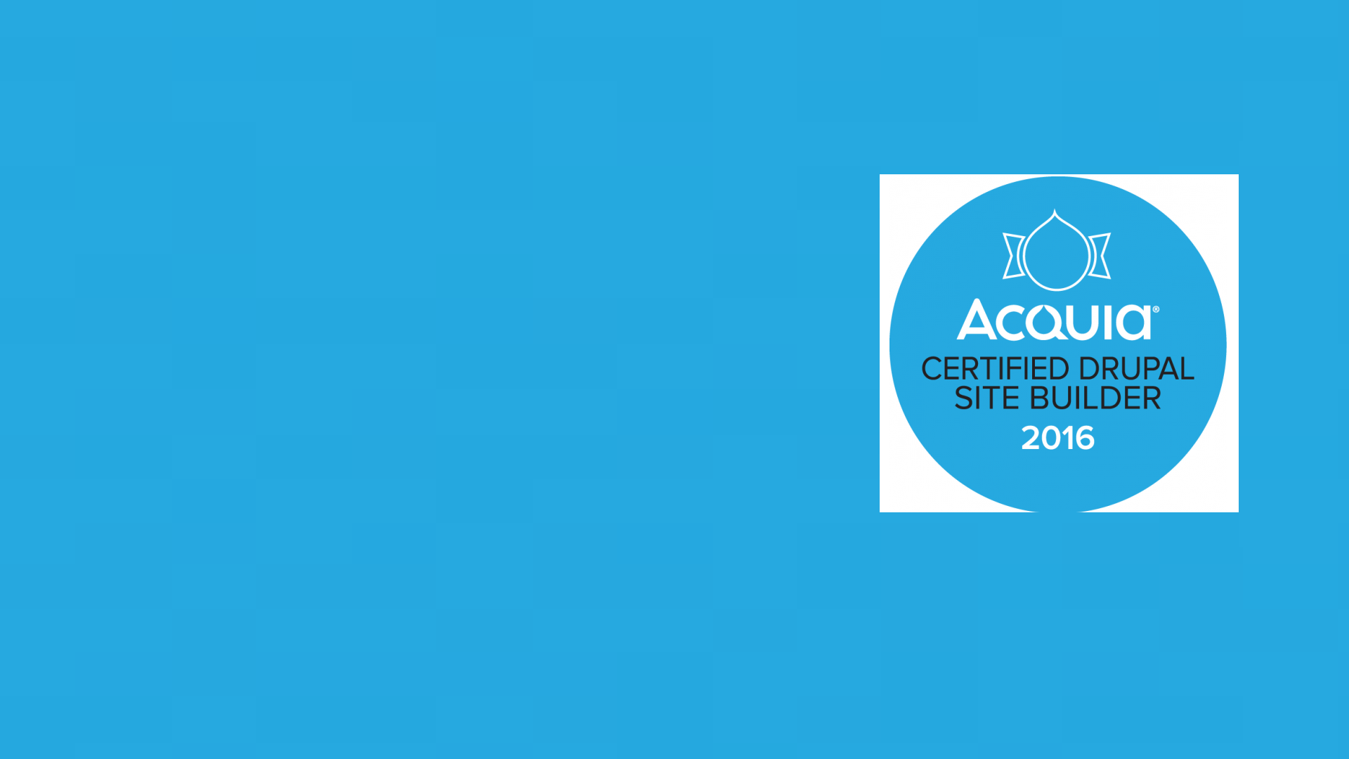 Completing The Acquia Certified Developer Exam Rogerwilco