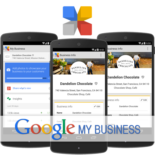 My Business: Google's New Integrated Local Platform