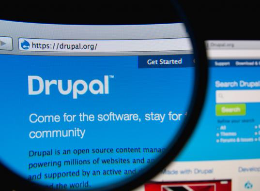 reasons to consider Drupal 8 for your next website