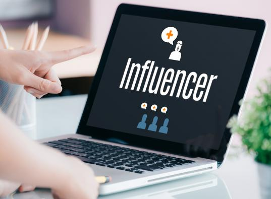 Choosing the right influencers to work with on campaigns