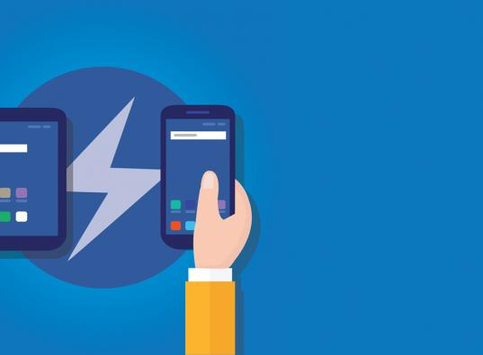 Get amped for lightning fast mobile pages
