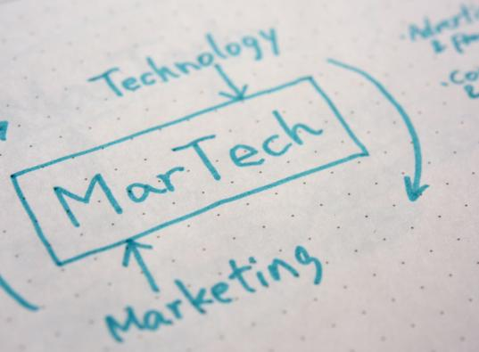 Learn how martech can blind you