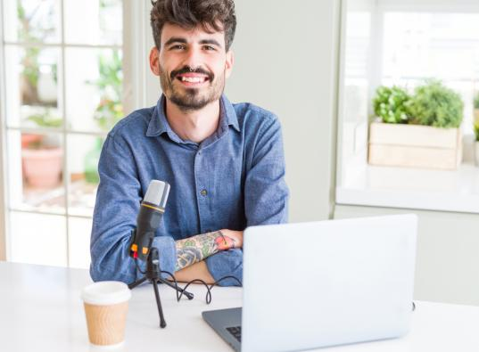 Podcast your way to digital success