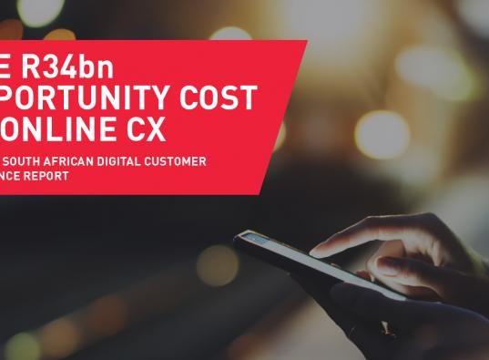 The 2019 South African Digital Customer Experience Report