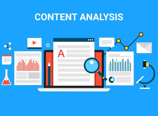 The purpose of a content audit